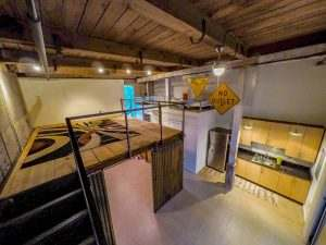 Ice House Loft For Rent