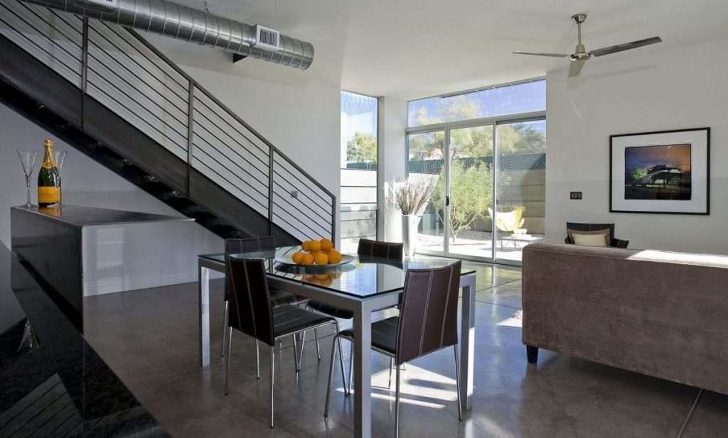 Indigo Modern Lofts in Tucson Arizona