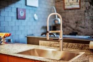 Ice House 115 Kitchen Sink