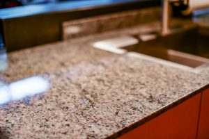 Ice House 115 Kitchen Granite Countertops