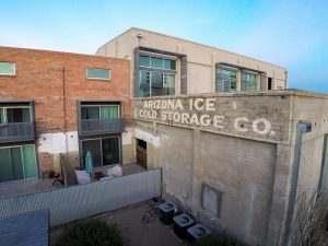 Ice House Lofts Building