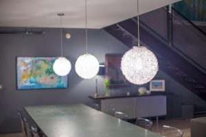 Ice House Loft 122 Greatroom Artistic Accents