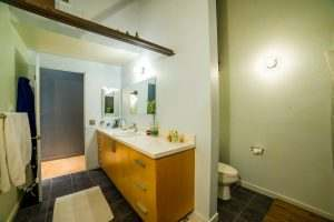 Ice House Loft 122 Master Bathroom