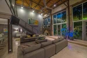 Ice House Loft 122 Greatroom Living Area