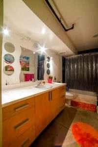 Ice House Loft 122 Guest Bathroom