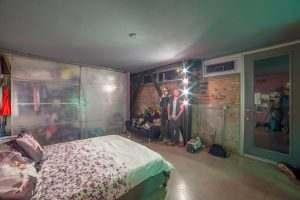 Ice House Loft 122 Bedroom