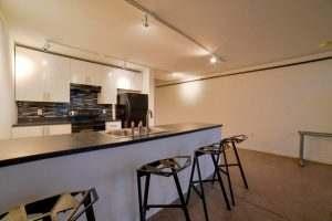 Ice House 119 Kitchen Breakfast Bar