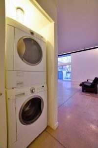 Ice House 119 Laundry Closet