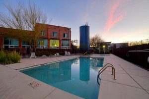 Ice House 119 Community Pool